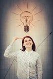 Business success idea Stock Images