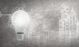 Business success strategy plan Stock Photos