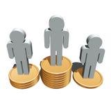 Business success symbol Stock Photography