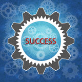 Business success and team work Royalty Free Stock Photos