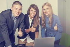 Business success Royalty Free Stock Photos