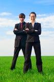 business successful team Стоковые Фотографии RF