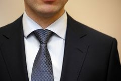 Business suit Royalty Free Stock Photo