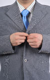 Business suit Royalty Free Stock Photos