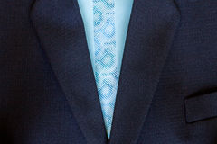 Business suit buttons Stock Photography