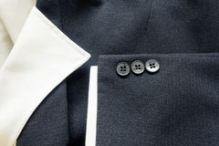 Business suit buttons Stock Images