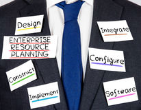 Business Suit Concept Stock Images