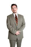 Business Suit Man Royalty Free Stock Photography