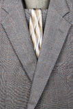 Business suit and necktie Stock Photography