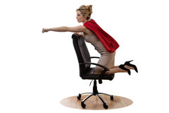 Business superhero Stock Images