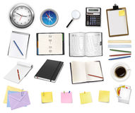Business supplies. Royalty Free Stock Photography