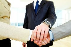 Business support Stock Images