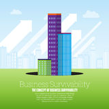 Business Survivability Stock Photos