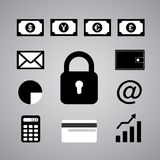 Business symbol Stock Image