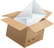 Business symbols in box - 07 Stock Images