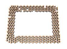 Business Symbols, Framing Crowd Stock Photos