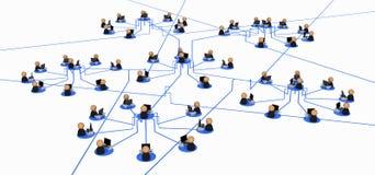 Business Symbols, User Network Stock Photos