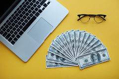 Business table Royalty Free Stock Photo