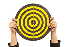 Business target Stock Photography