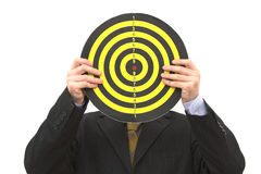 Business targets Stock Images