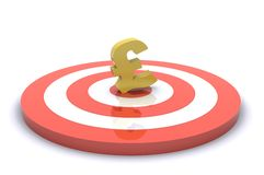 Business Targets Stock Image