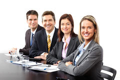 Business team Royalty Free Stock Photo
