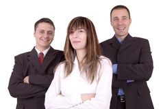 Business Team. Photo of a  business team Royalty Free Stock Photo