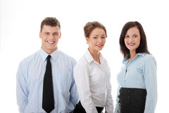 Business team Royalty Free Stock Photography