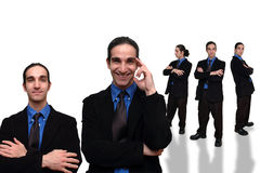 Business team-17 Royalty Free Stock Photo