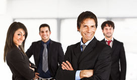 Business team Stock Photography