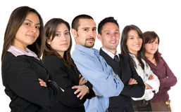 Business team 2 Royalty Free Stock Image