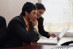 Business Team - 2 Stock Photo