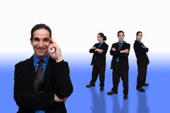 Business team-20 Stock Photography