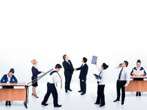 Business team. Business and Office Stock Images