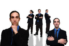 Business team-25 Royalty Free Stock Photo