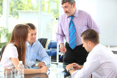 Business team Royalty Free Stock Images