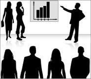 Business team. Business, vectror work, jpg + eps 8 Stock Photo