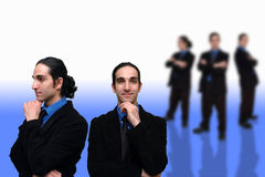 Business team-3 Royalty Free Stock Photos