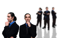 Business team-4 Royalty Free Stock Photography