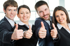 Business-team Royalty Free Stock Image