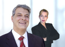 Business team. Young professionals Stock Photos