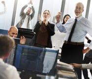 Business Team Achievement Success Goals Concept.  stock photography