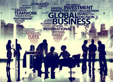 Business Team Brainstorming Meeting Conference Concept.  stock images