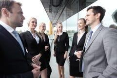 Business team break stock photos