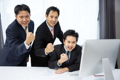 Business team Royalty Free Stock Photos