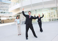 Business Team Celebration Royalty Free Stock Images