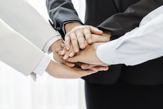 Business team collaboration stock image