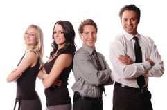 Business team concept Stock Photos
