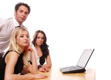 Business team concept royalty free stock image