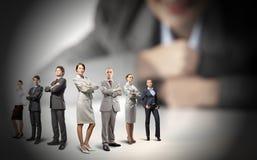 Business team concept Stock Photos